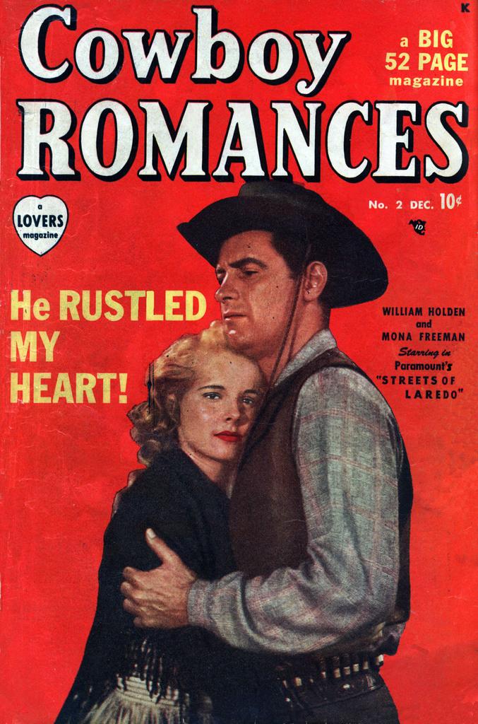 Cowboy Romances 002