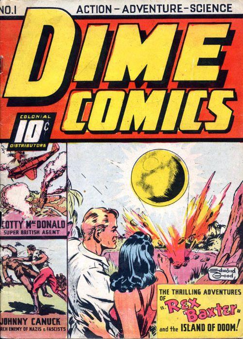 Dime Comics 001
