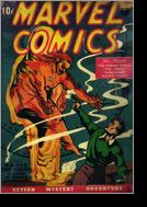 Marvel Comics 001