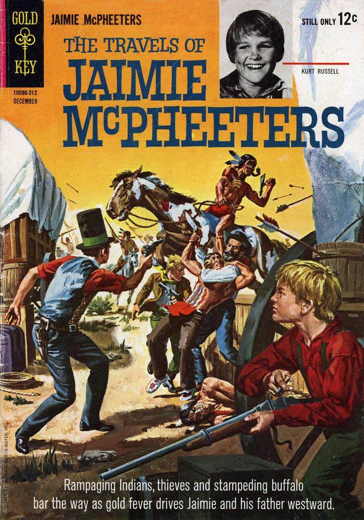 Travels of Jaimie McPheeters